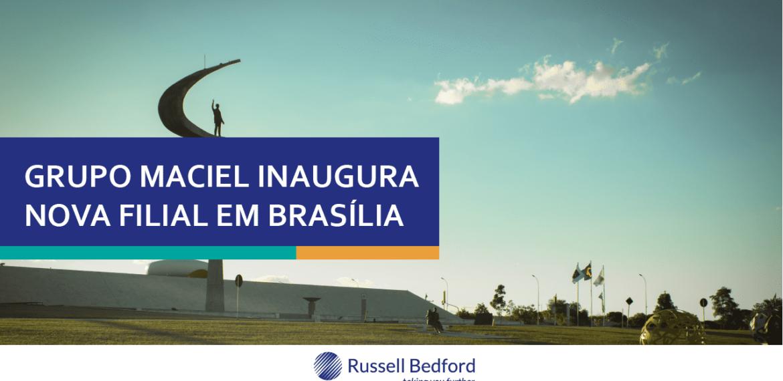 Grupo Maciel inaugura nova filial em Brasília
