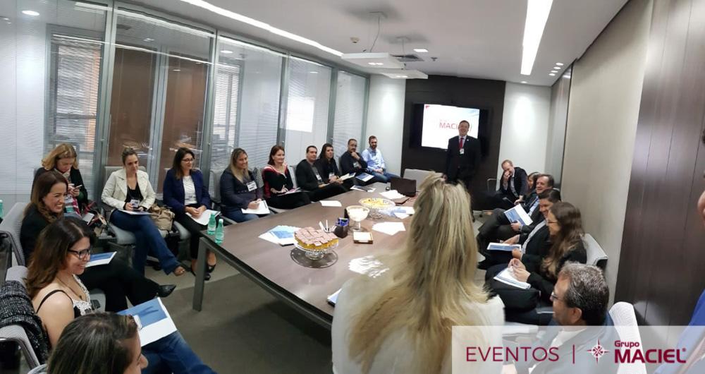 Foto do Evento Auditoria Interna - BACEN - WFaria Advogados e Grupo Maciel