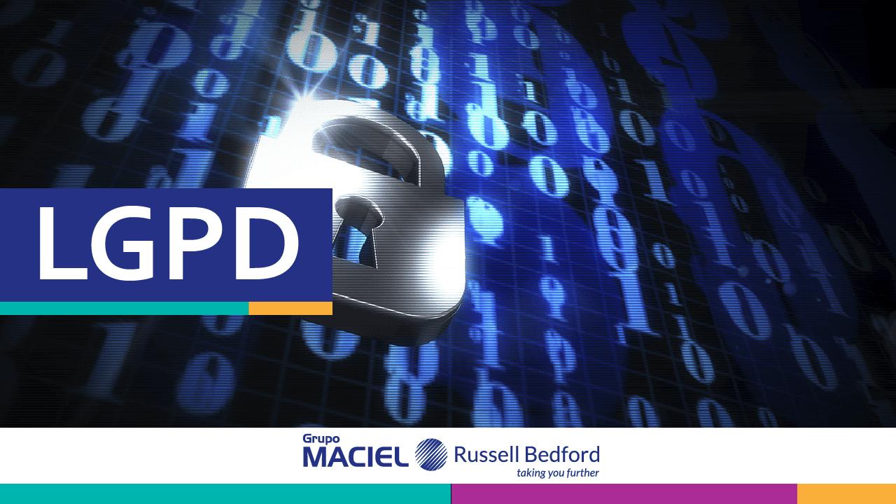 LGPD - Lei Geral de Proteção aos Dados