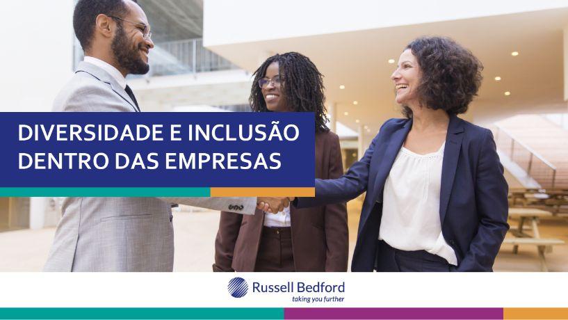 Diversidade e Inclusão dentro das empresas