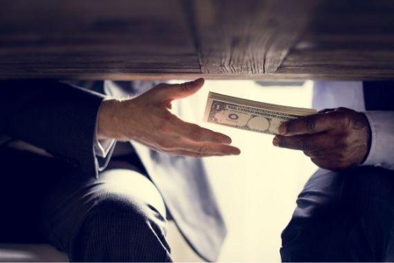 Consultoria Fraude, corrupção e lavagem de dinheiro