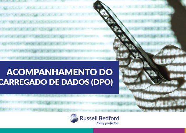 Acompanhamento do Encarregado de Dados (DPO)