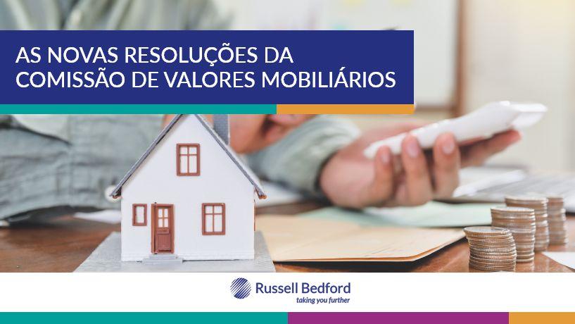 As novas resoluções da Comissão de Valores Mobiliários