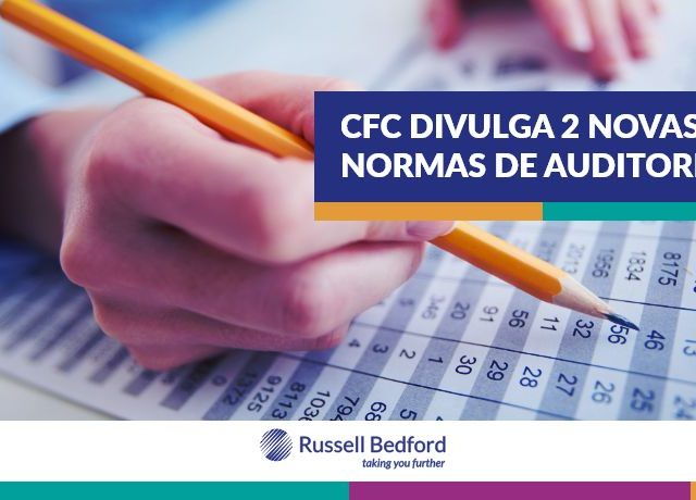CFC divulga 2 novas normas de auditoria